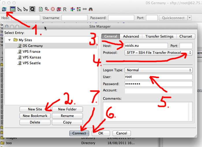how to get filezilla on mac